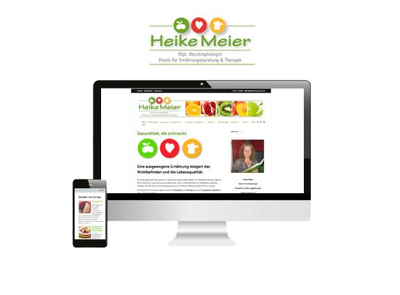 Ernährungsberatung Meier - KH-Designs